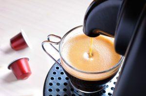 detartrer machine cafe
